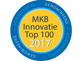 ThreadStone in de MKB Innovatie top 100 van 2017