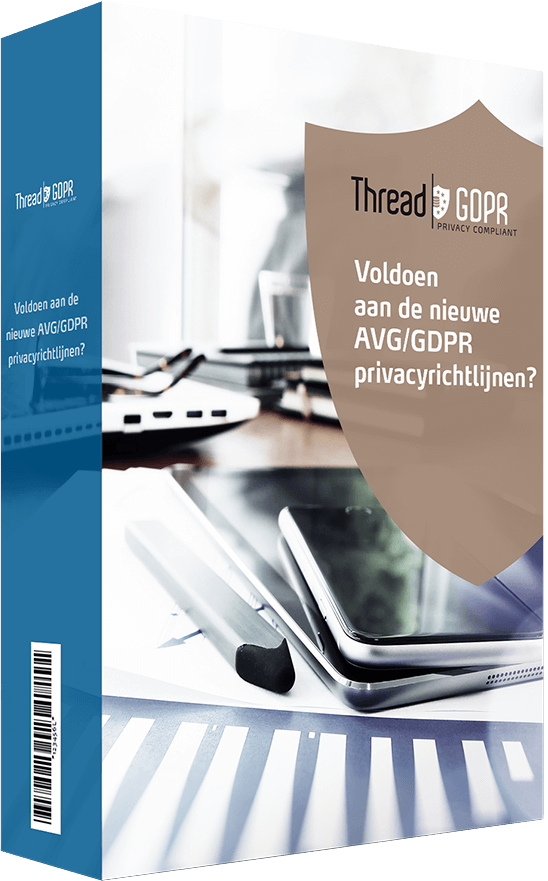 ThreadGDPR productdoos